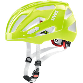 UVEX Quatro XC Bike Helmet yellow/green